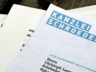 Foto: Christoph Langner Lizenz: cc0 Tittel: AA-abmahnung